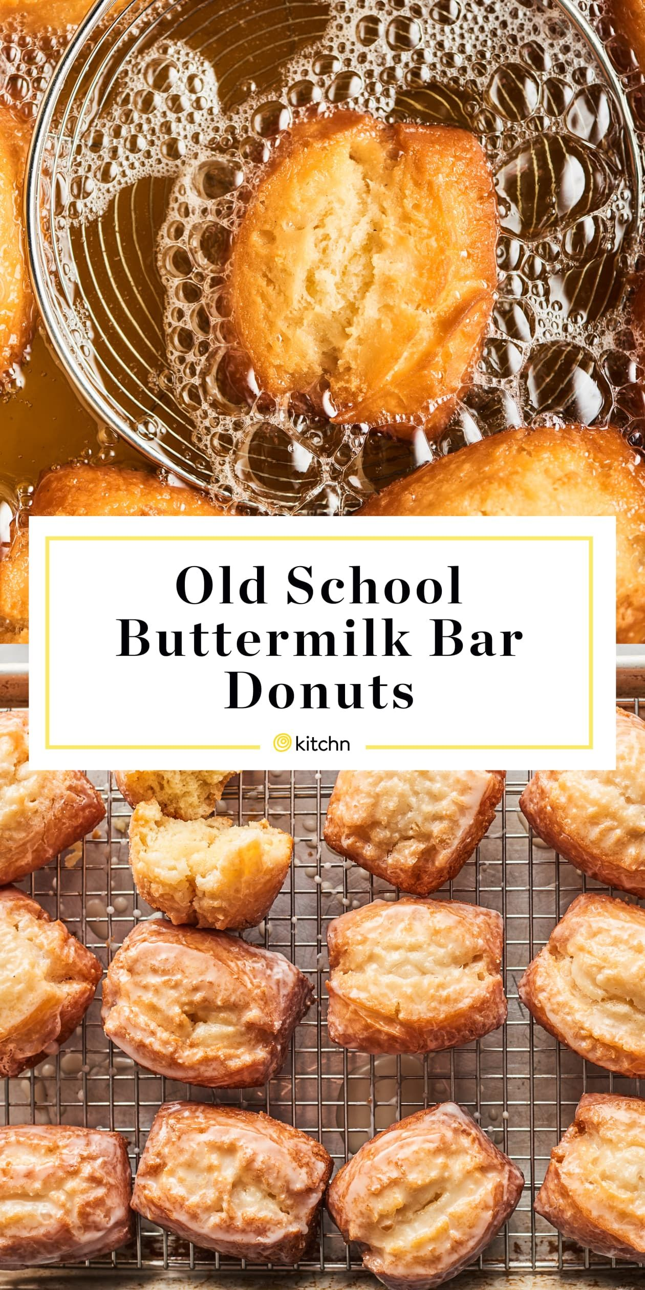 Old Fashioned Buttermilk Bar Donuts Are Crispy Fluffy Perfection Recipe In 2020 Buttermilk Bar Donut Recipe Donut Recipes Recipes