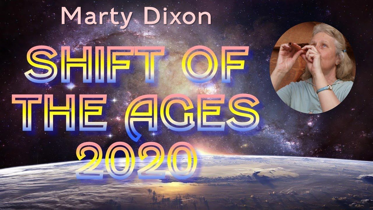 Marty Dixon SHIFT OF THE AGES 2020 YouTube in 2020