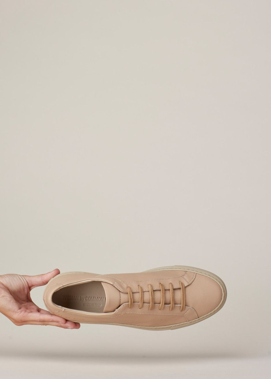 a378239e7832 Woman by Common Projects Original Achilles Low (Special Taupe ...