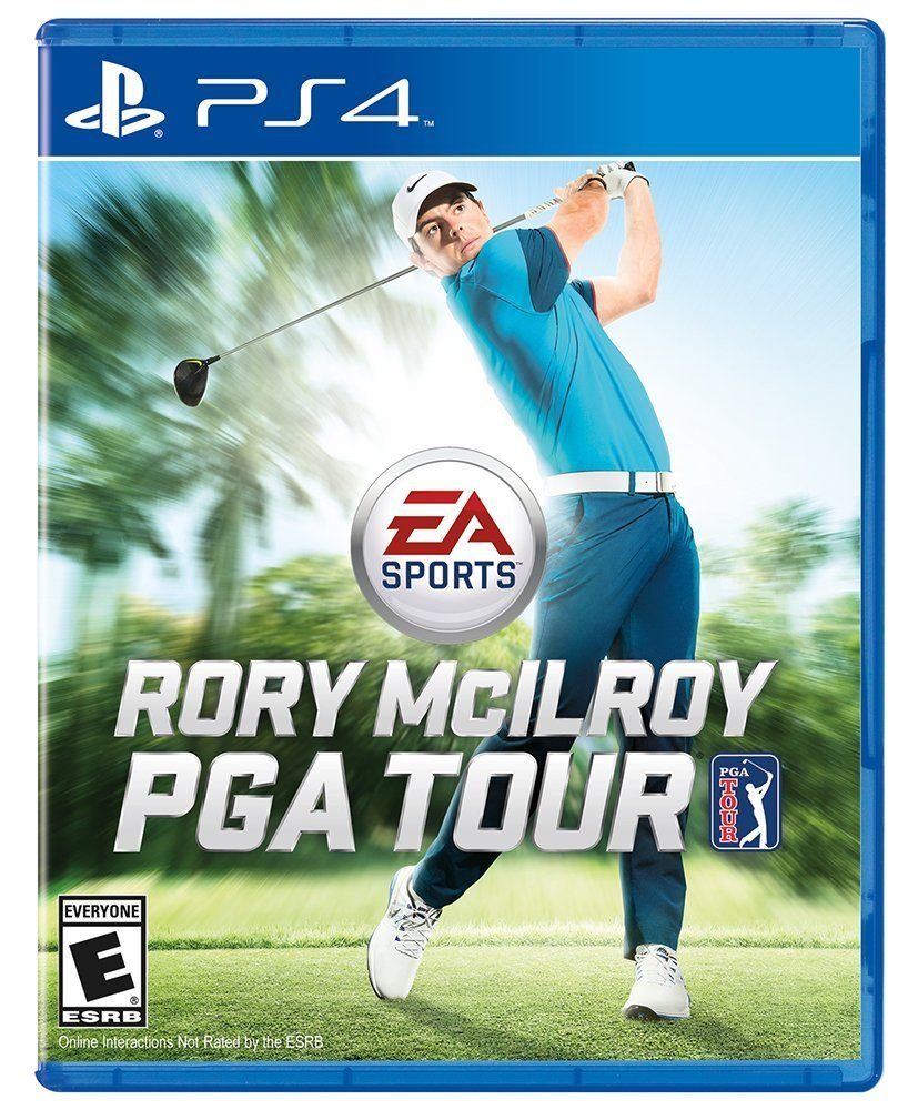New Games RORY MCILROY PGA TOUR (PS4, Xbox One) Rory