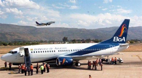 Bolivia Informa: BOA operará desde y hacia Oruro en tres meses