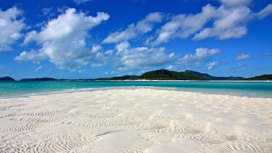 Virgin Beach Tropical Island 4k Desktop Wallpaper Beaches In The World Australia Beach Beach Images