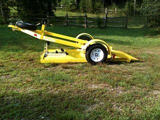 The Razor Motorcycle Trailer, ground loading motorcycle trailer for all, trikes, spyders.