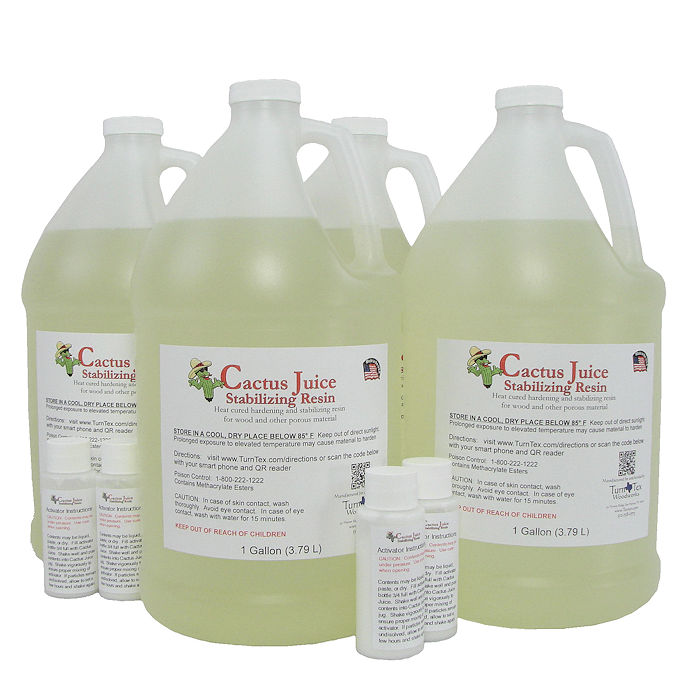 Cactus Juice Stabilizing Resin And Dyes 1 Gallon 3 79 L Cactus Juice High Volume Discount Min 4 Gallons Resin Diy Resin Jewelry Molds Diy Resin Table