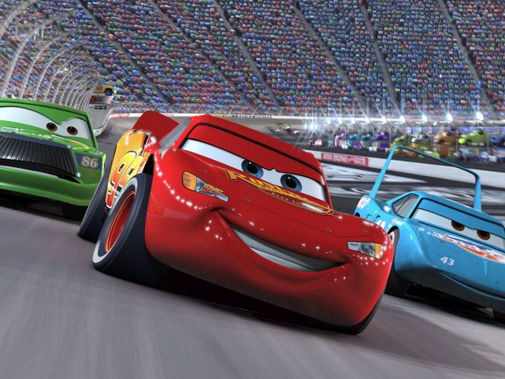 Hd wallpaper vehicle - Image Detail For Hd Wallpapers 1024x768 Cars Mcqueen Red Car Hd Desktop