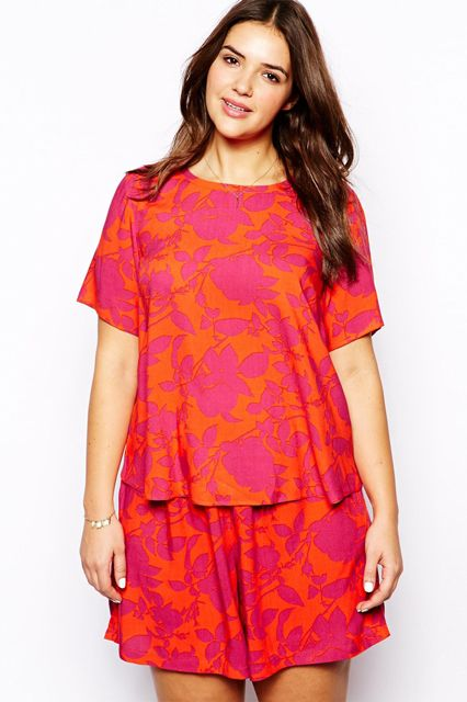 f036ce9836 15 Plus-Size Looks That Can Refresh Your Summer Wardrobe  refinery29 http