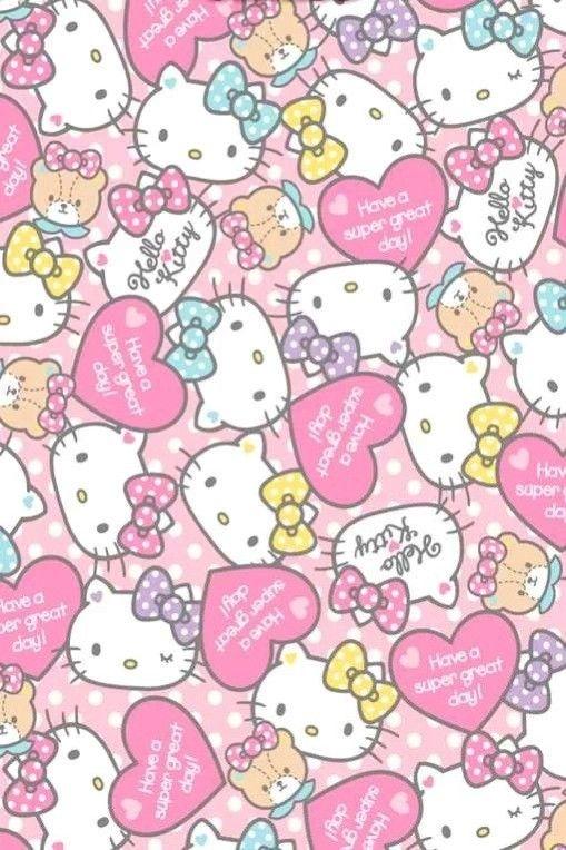 Hello Kitty Wallpaper Wall