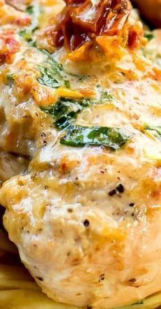 Crock Pot Tuscan Chicken images