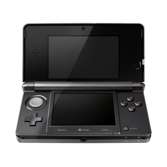 I think 3DS's are so cool this is the color that my 3DS is