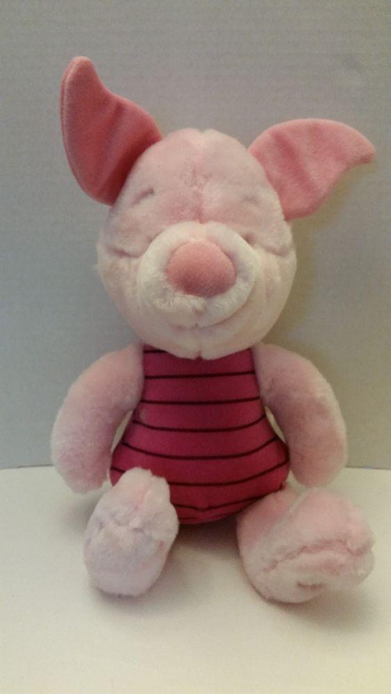 Disney S Piglet Stuffed Doll Disney Store Exclusive Winnie The