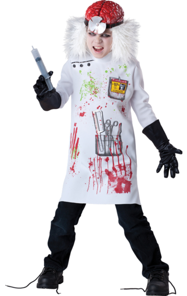 Child Mad Scientist Costume | Costumes & Make up | Pinterest | Mad ...