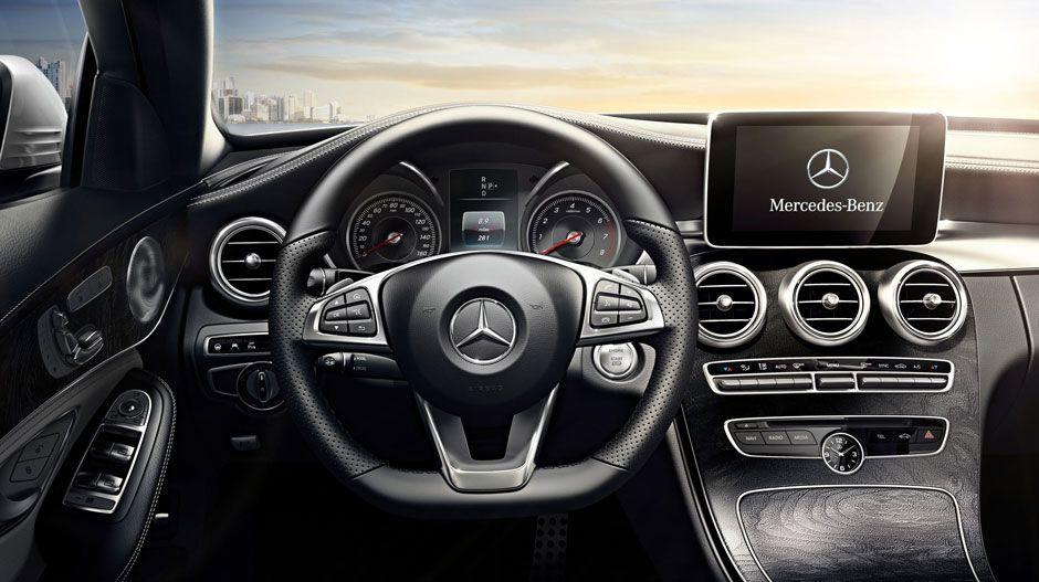 Mercedes benz c class 2015 interiors cars pinterest for Mercedes benz c330