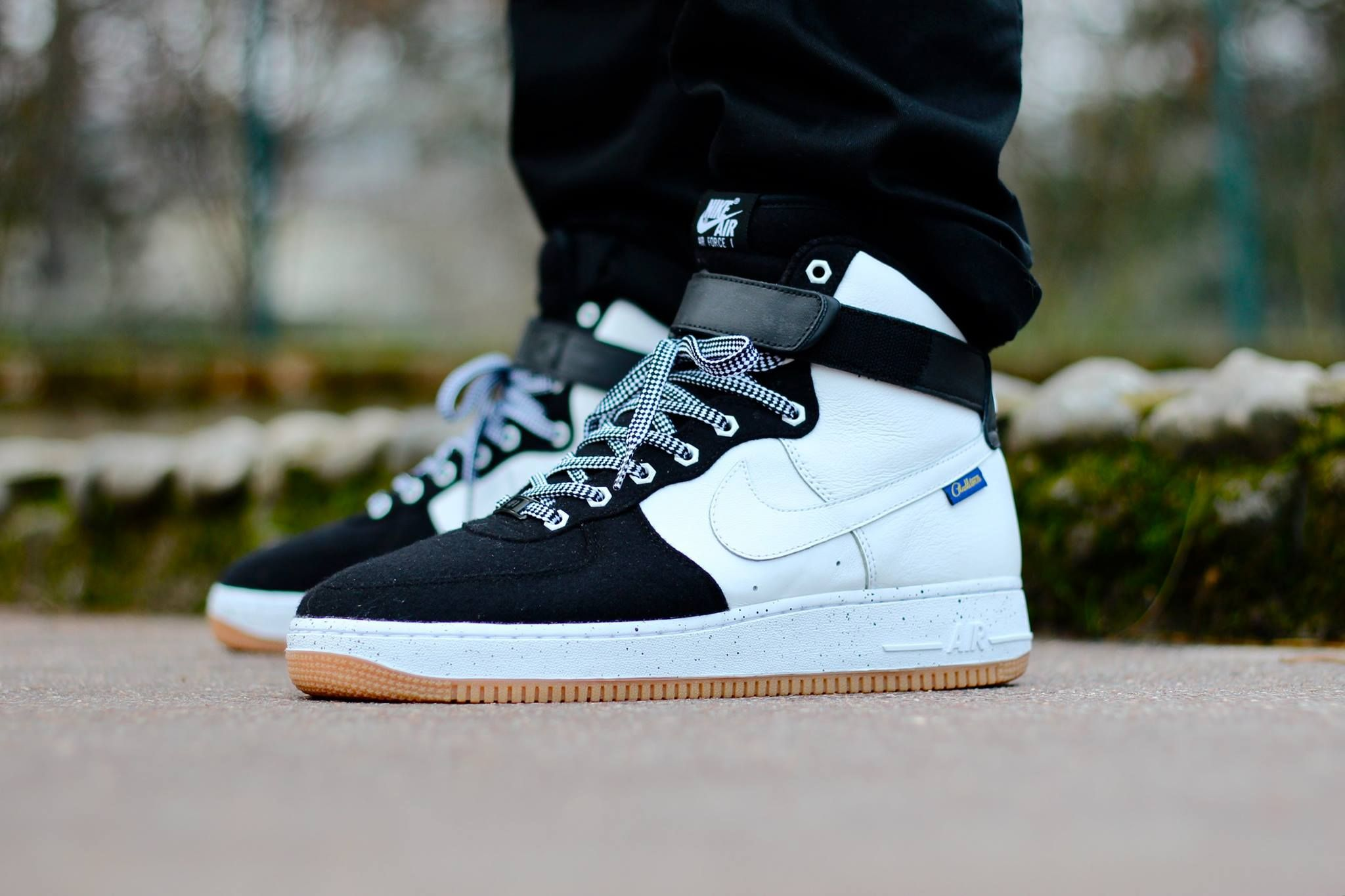 Best of #SADP 22/01/2015 | Page 4 sur 6 | WAVE®. Frems PC - Nike Air Force 1  Pendleton ID