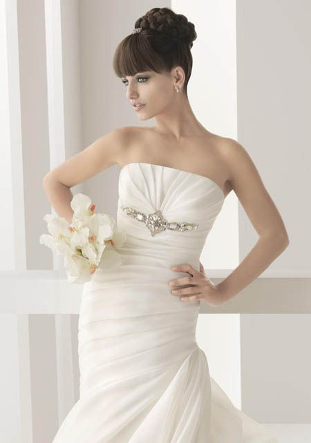 trajes pomposos para novias | vestidos de boda | pinterest