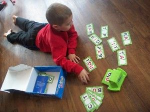 """A homeschooling mother of 4 shared alternative ways to play 'What's GNU"""""""