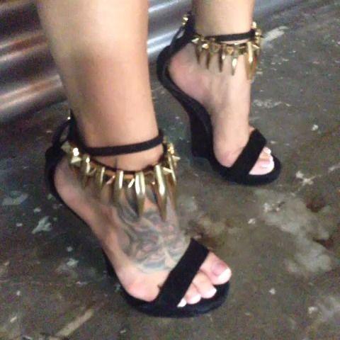 Jessica Kylie Feet Tat I Love It Current Obsessions
