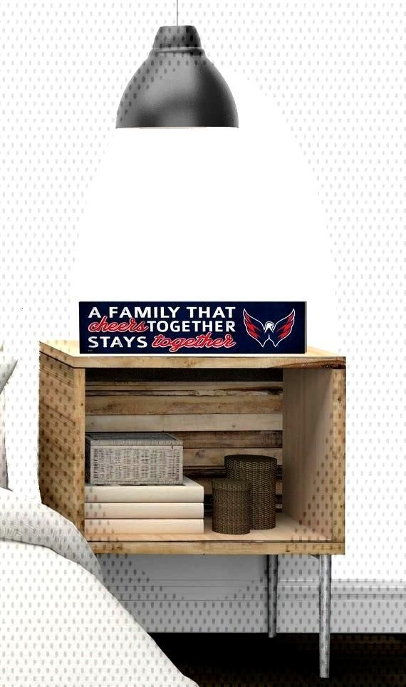 3x13 Sports Plaque NHL Logo Family That Cheers Together Available in All 31 NHL Teams 3x13 Sports P