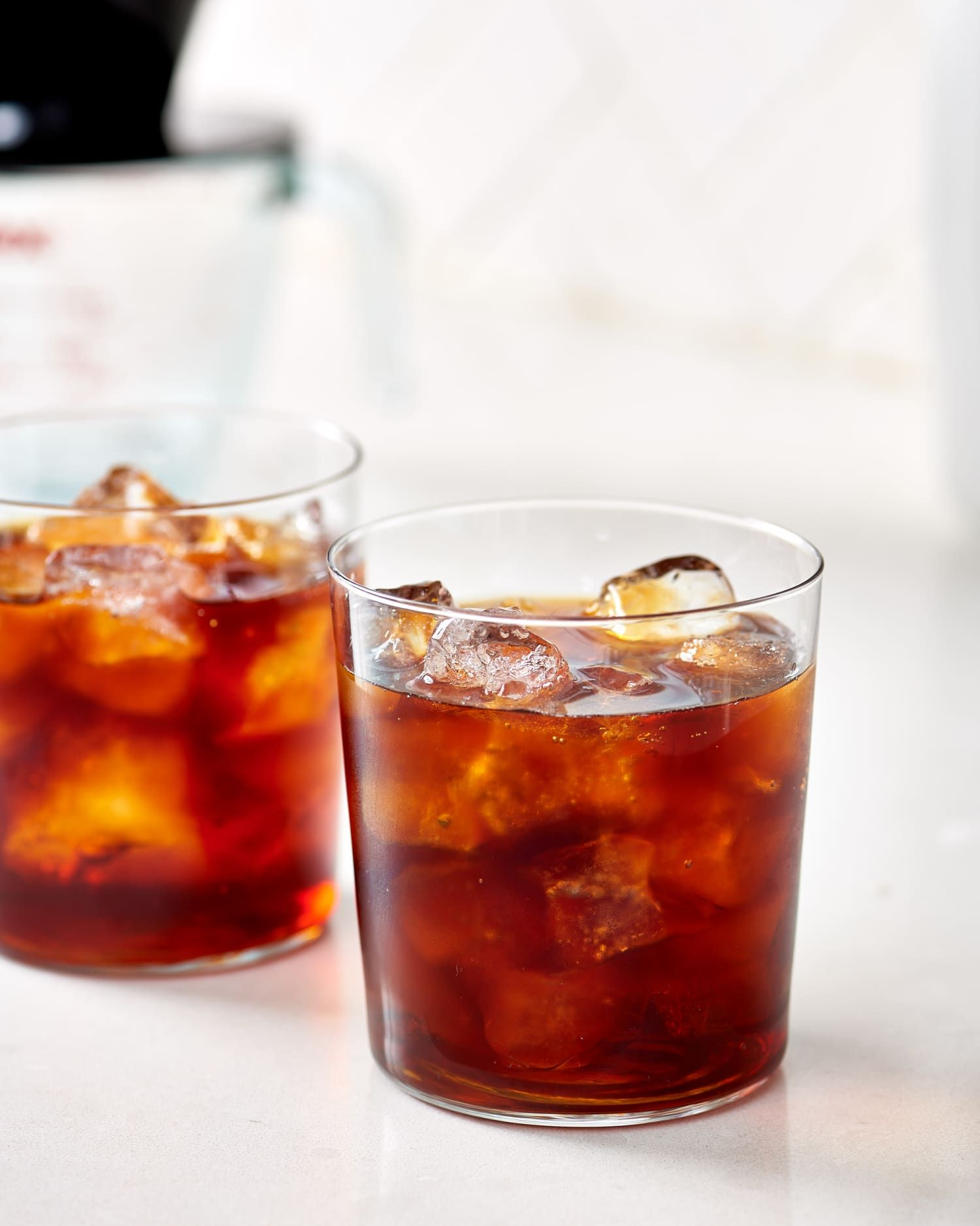 How to make the best iced coffee in a hurry recipe