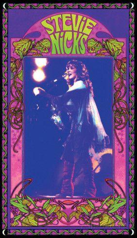 Stevie Nicks Prints By Bob Masse At Allposters Com Stevie Nicks Stevie