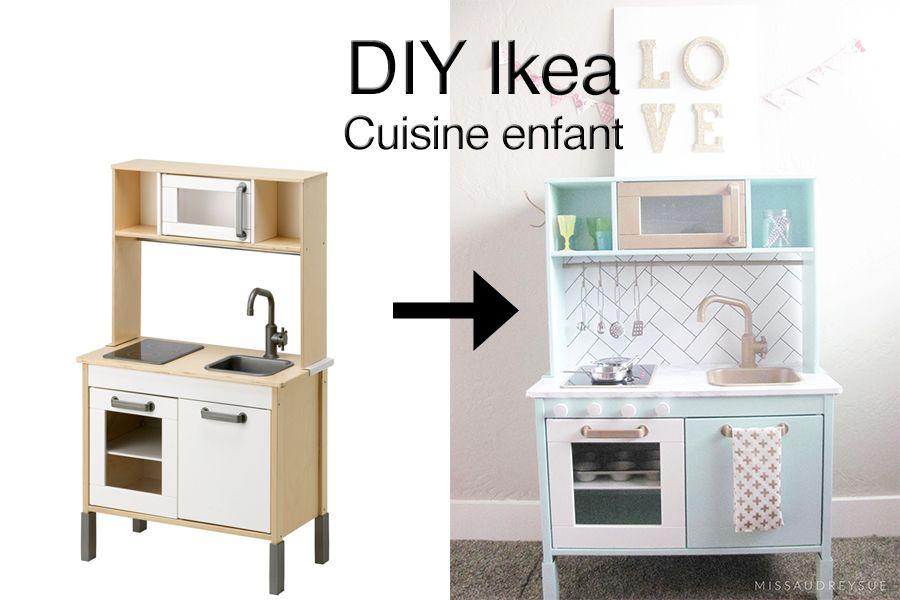 fabriquez une cuisine pro pour votre enfant ikea diy. Black Bedroom Furniture Sets. Home Design Ideas