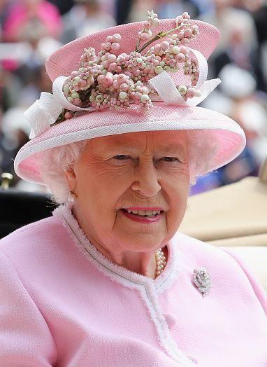Queen Elizabeth, June 15, 2016 in Angela Kelly   Royal Hats