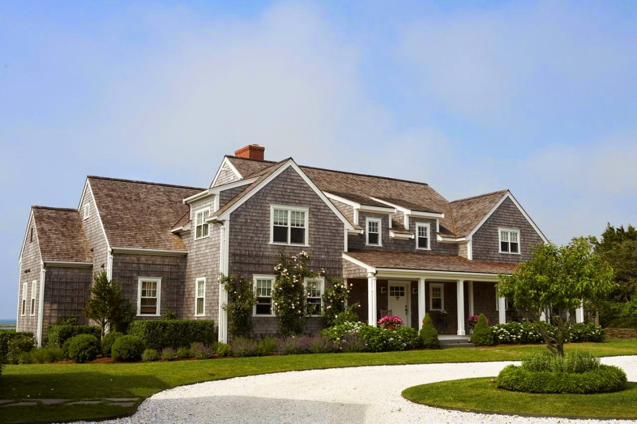 Lovely Nantucket Style Home Plans Nantucket Home Nantucket Style Homes Shingle House