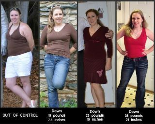 Weight loss encouragement comics