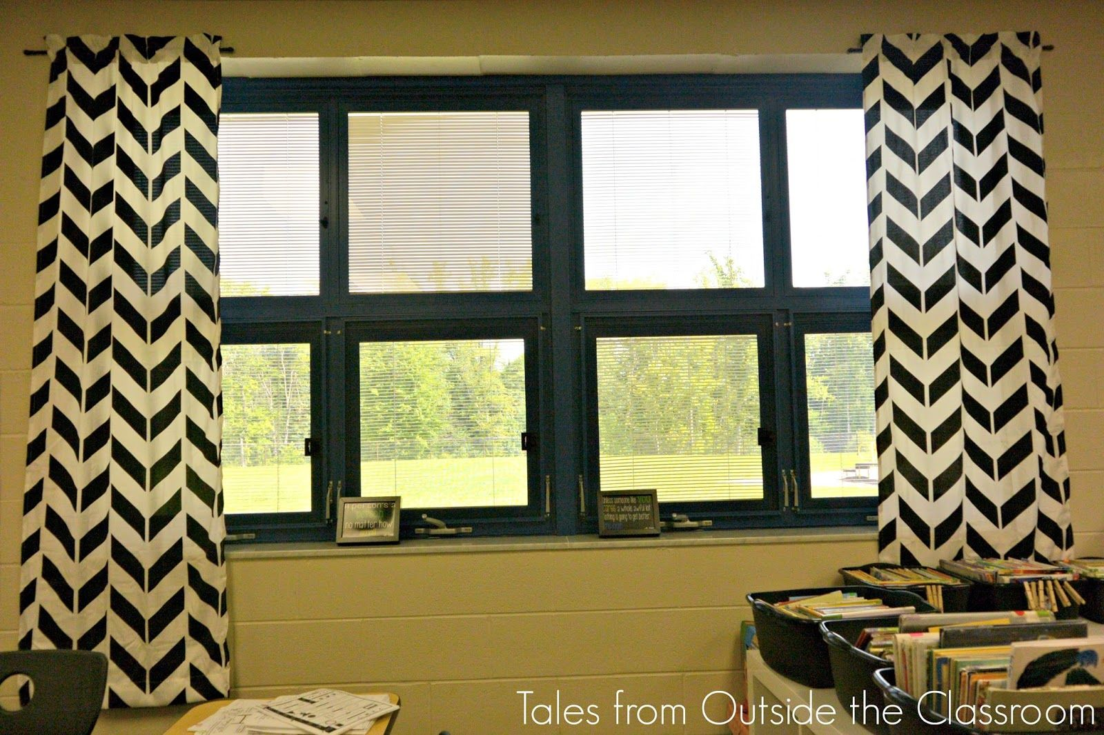 Traditional And Modern Classroom Management ~ Classroom decor traditional curtains