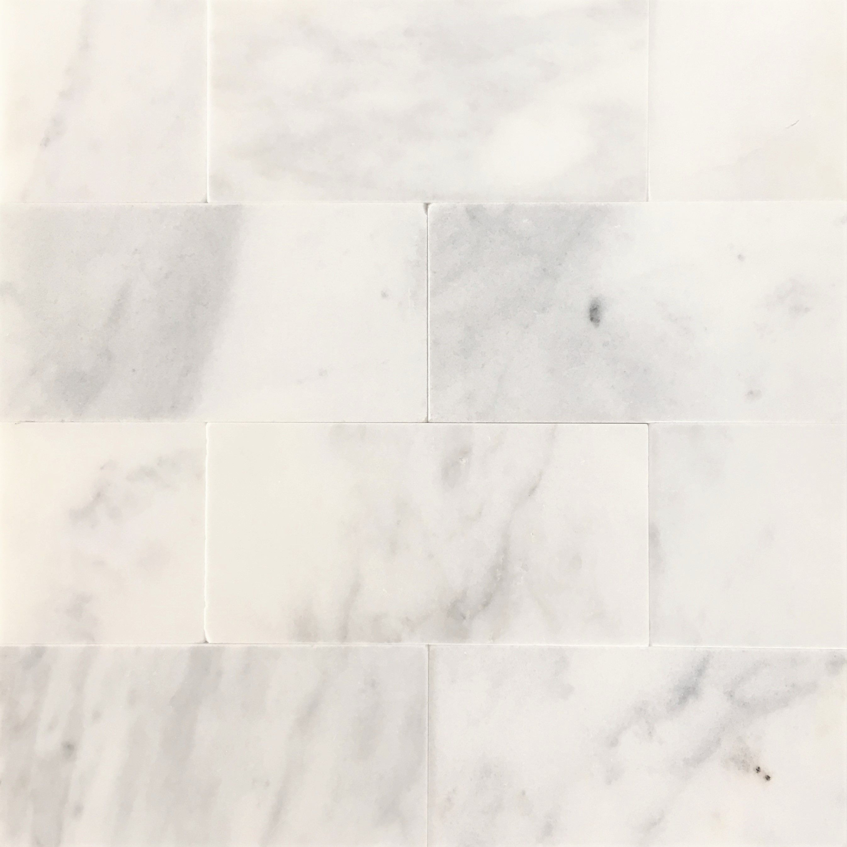 Level 3 Backsplash Highland Gris Honed Marble Backsplash
