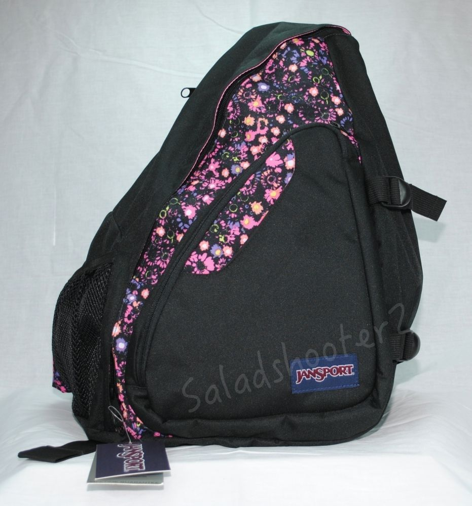 abfe29b4e212 Black And Pink Jansport Backpack- Fenix Toulouse Handball