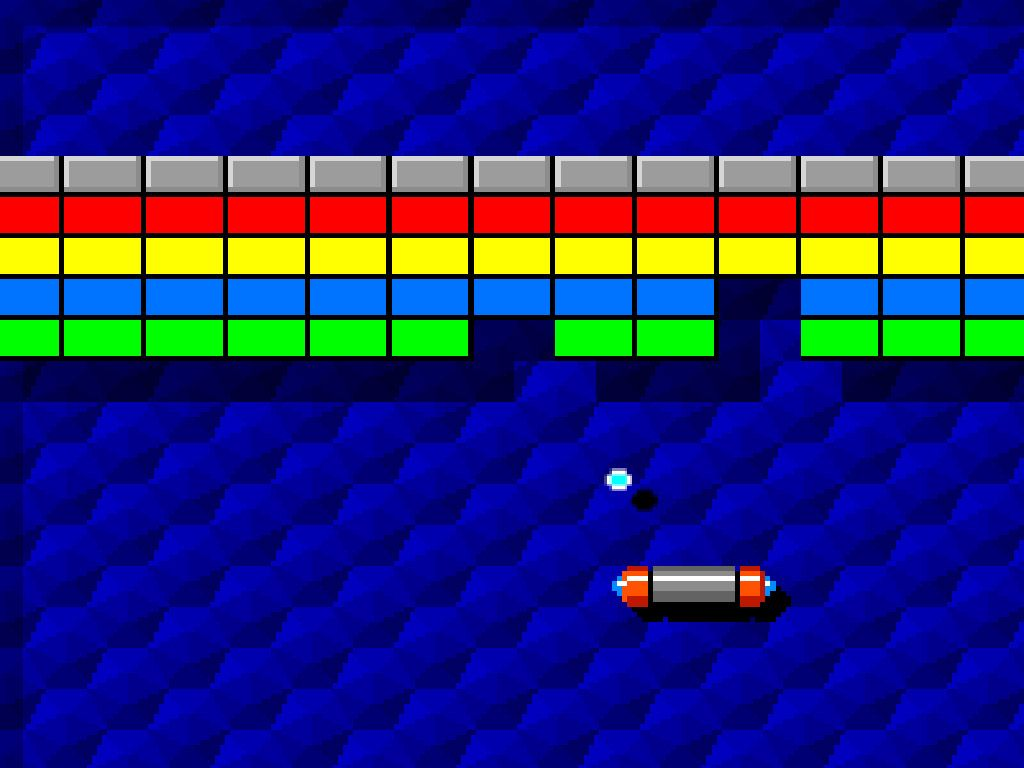 Wallpaper Of Arkanoid MX From Playvg Breakout Games Vintage Video