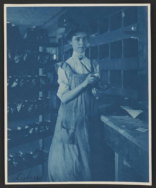 Shoe factory, Lynn, Mass.