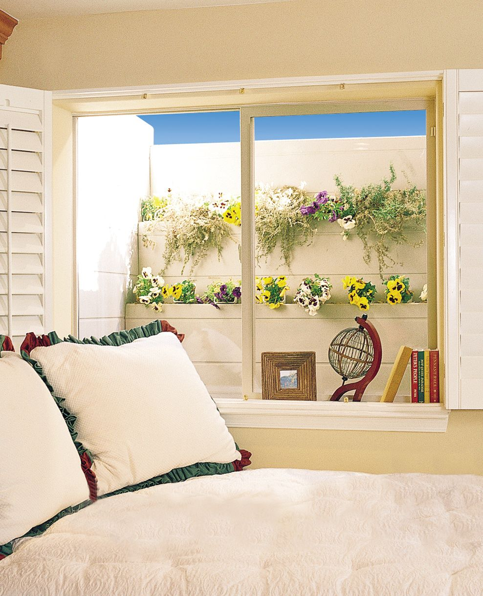 This ScapeWEL® 3-Tier Window Well Is A Stylish Solution To