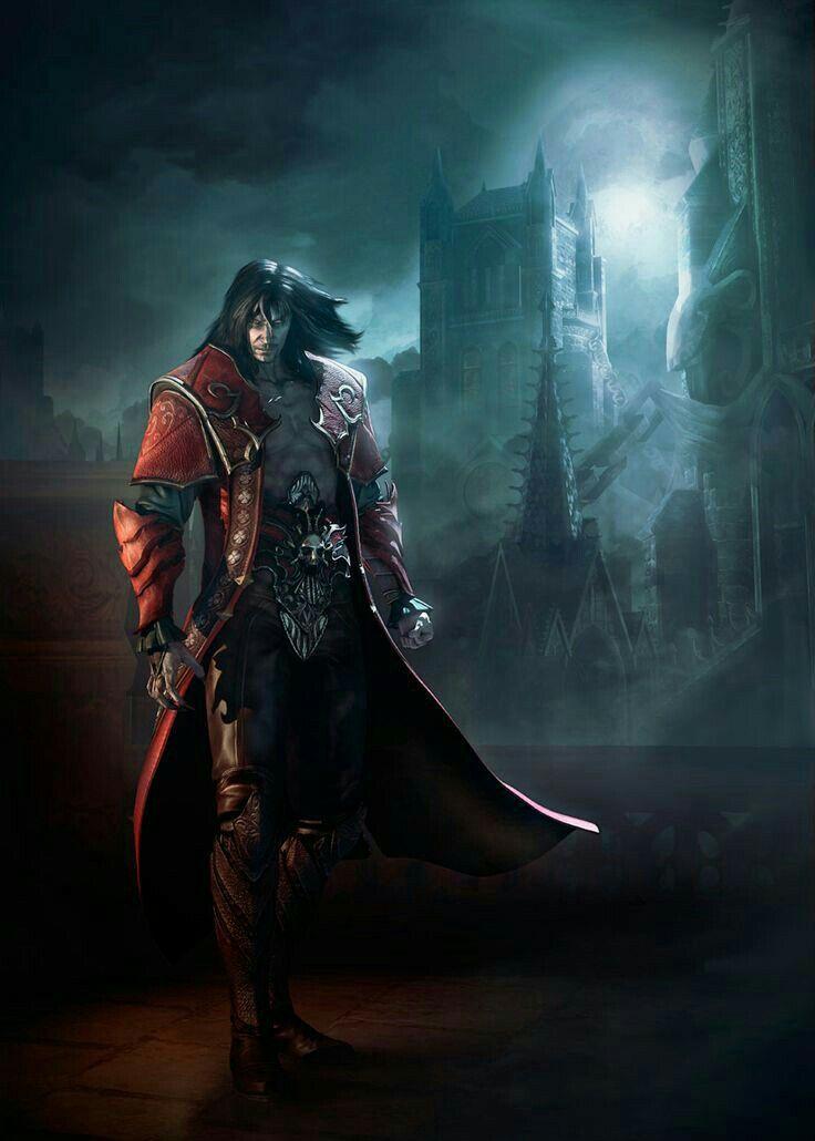 《Castlevania: Lords of Shadow 2/ Drácula》