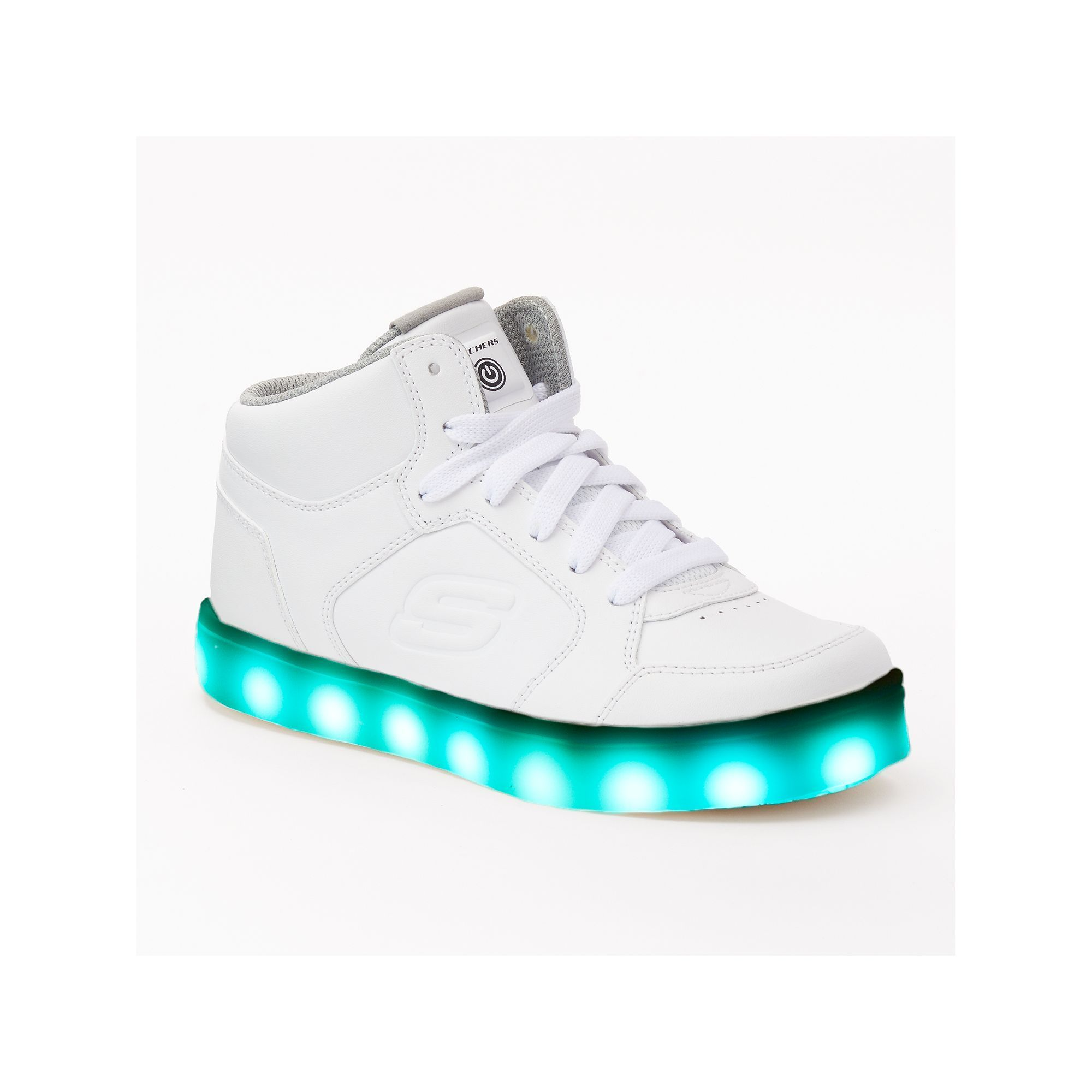 Skechers Energy Lights Kid's Shoes in 2020 Tjejskor  Girls shoes