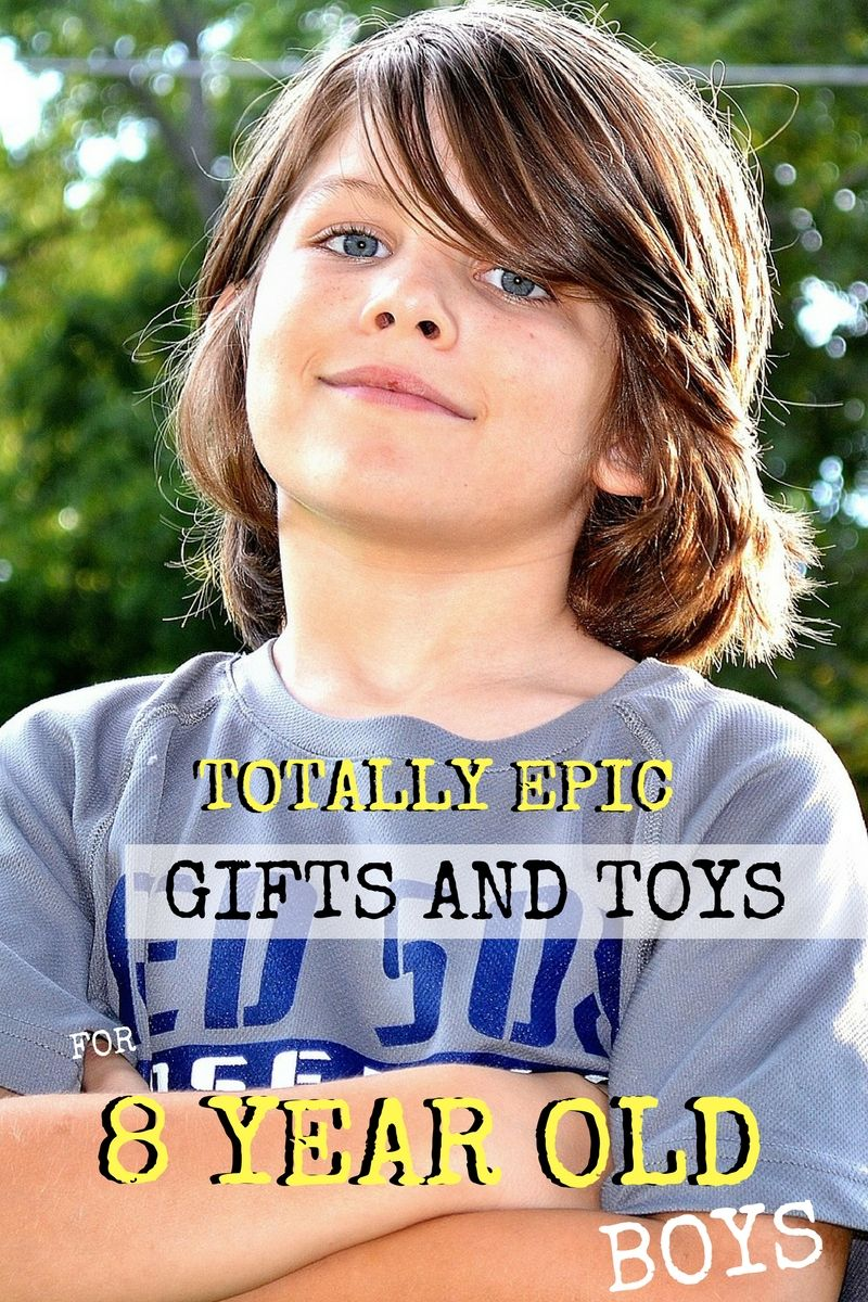 What Is The Best Gift To Buy An 8 Year Old Boy For His Birthday A Age Looking Coolest Gifts
