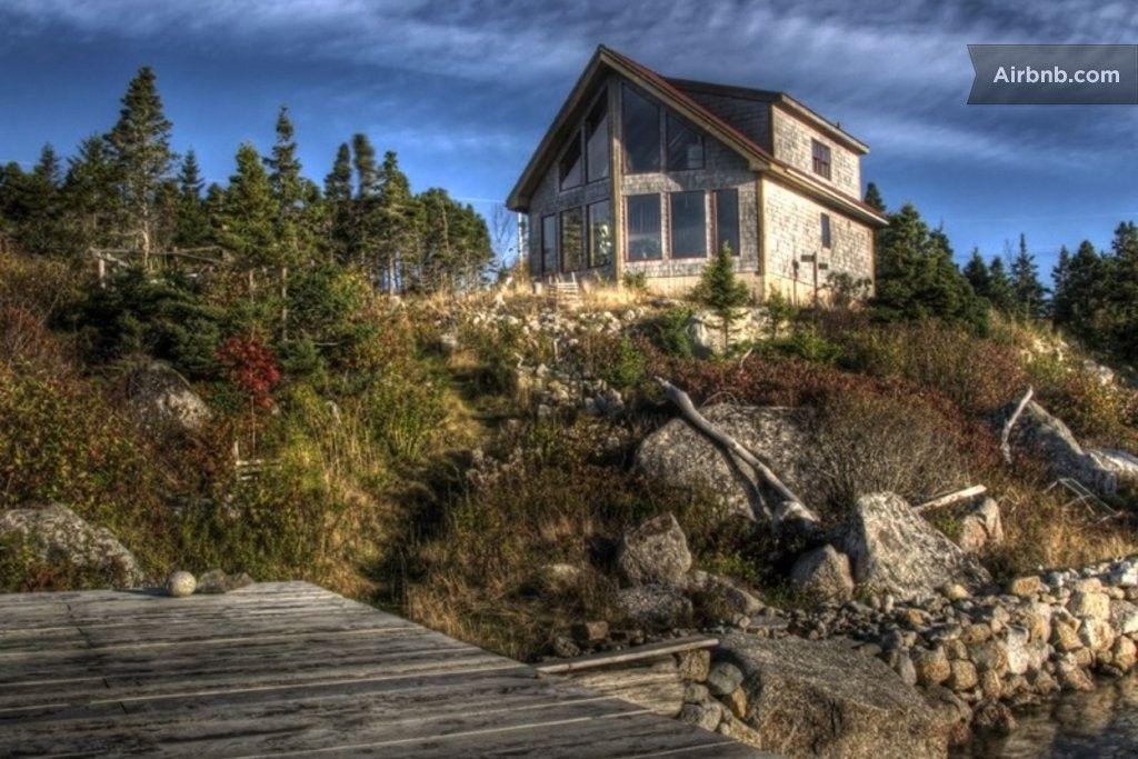 Astonishing Stunning Oceanfront Near Halifax In West Pennant Nova Interior Design Ideas Apansoteloinfo