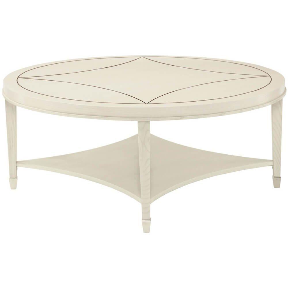 Criteria Round Cocktail Table Round Cocktail Tables Coffee Table White Round Coffee Table [ 1000 x 1000 Pixel ]