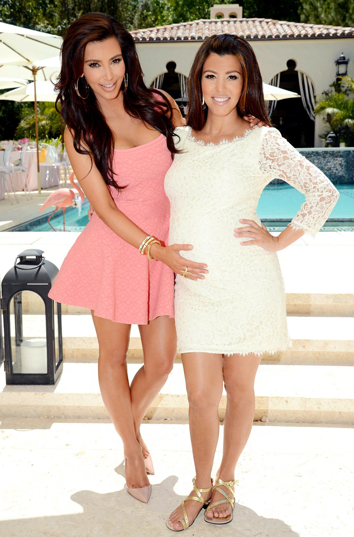 Inside Kourtney Kardashian s Baby Shower