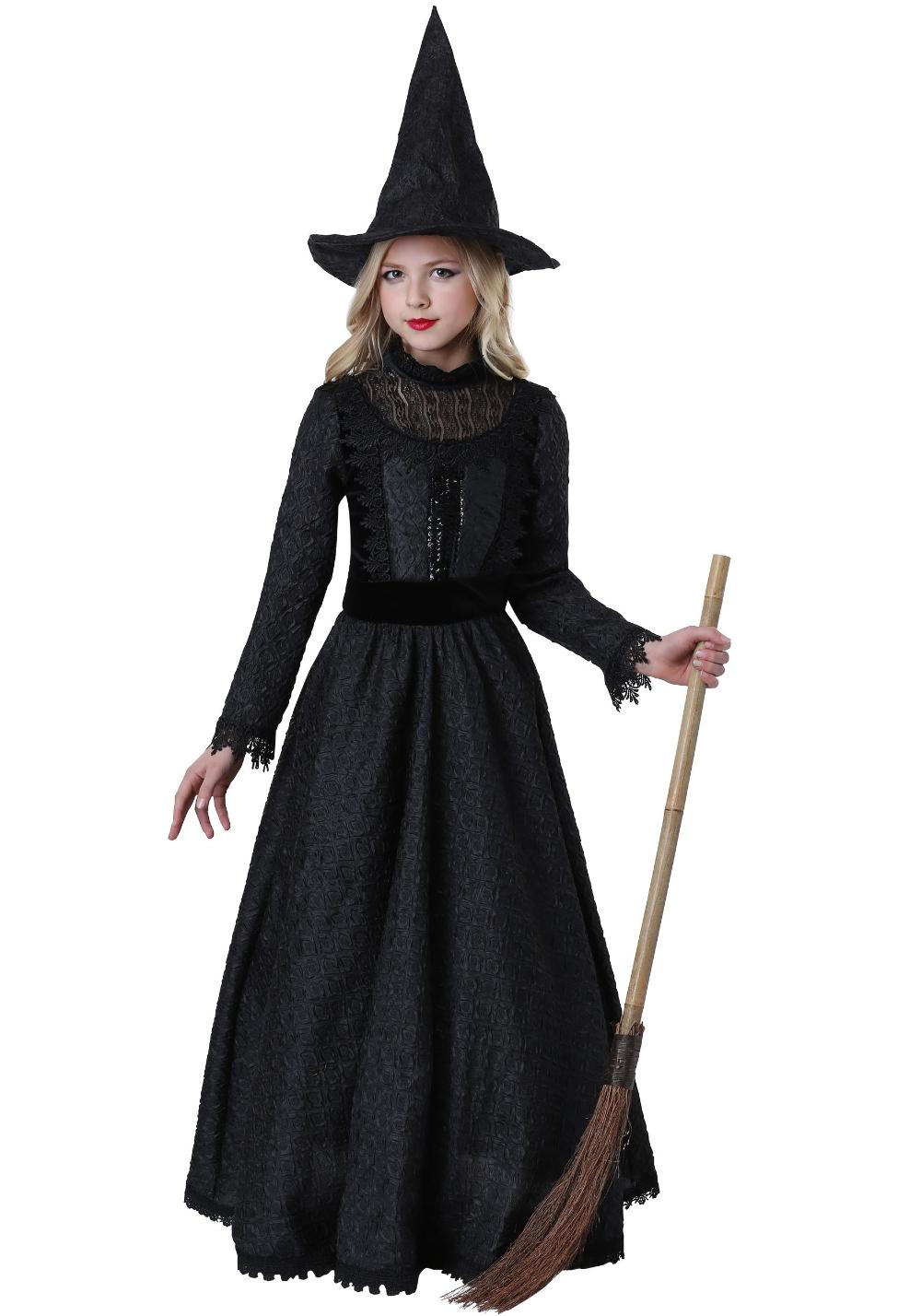 vestidos de bruja Buscar con Google Disfraz bruja niña