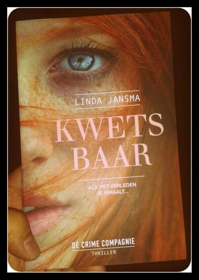 Kwetsbaar - Linda Jansma