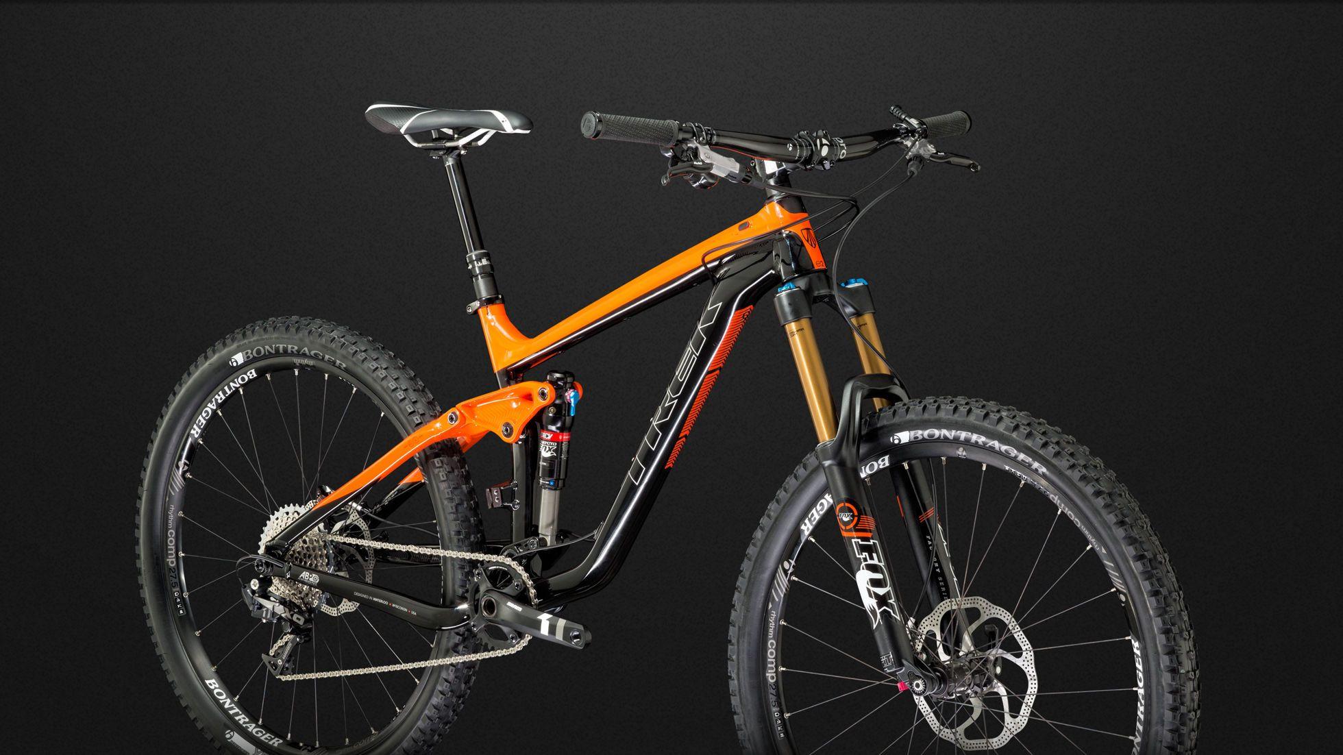Slash 9 27 5 650b Trek Bicycle Trek Bicycle Trek Bikes