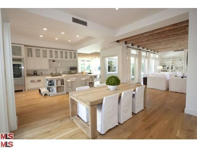 Great Kitchen...who knew Crocodile Dundee had such great taste!