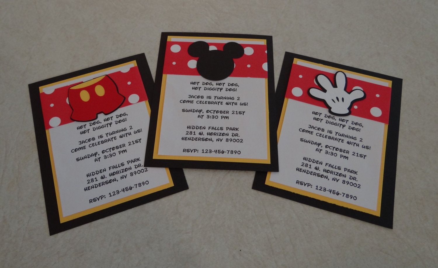 Mickey+Mouse+Birthday+Invitations++Birthday+by+Scrappin2gether,+$ ...