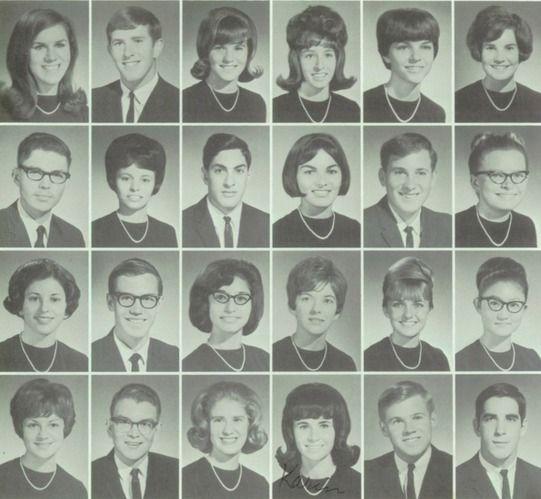 Big Creek High School Yearbook 1960