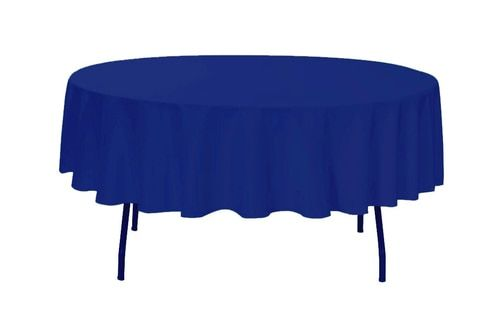 90 inch round polyester tablecloth royal blue in 2018 products rh pinterest com