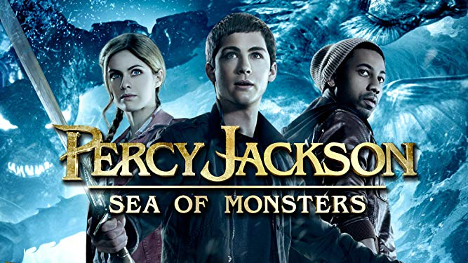 Prime Video Your Video Library Sea Of Monsters Percy Jackson First Harry Potter Movie