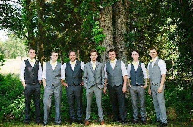 Like Mismatched Bridesmaid Mismatched Groomsmen Wedding Groomsmen Mismatched Groomsmen Groomsmen Grey