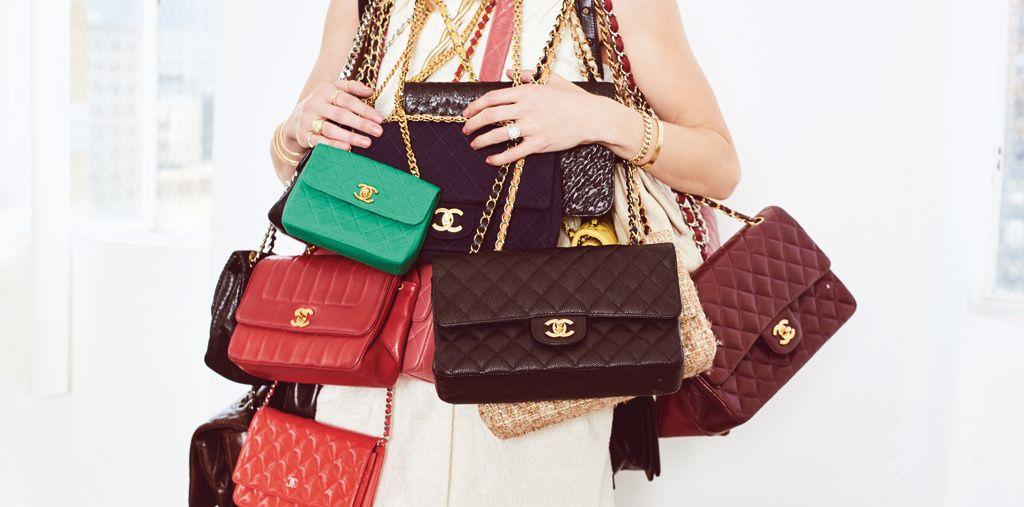 #HowToWear: bolsos vintage de Chanel