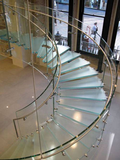 25 Of The Most Creative Staircase Designs